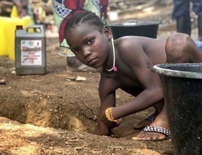 L'accès à l'eau potable